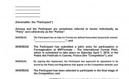 006 Surprising Exclusive Distribution Agreement Template Australia High Definition