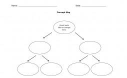 006 Surprising Free Nursing Concept Map Template Microsoft Word Sample
