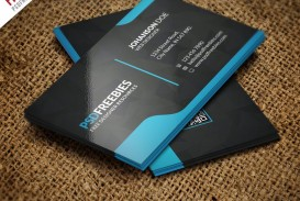 006 Surprising Free Photoshop Busines Card Template Download Example  Adobe Psd Visiting Design
