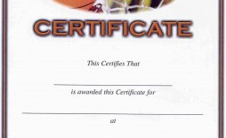 006 Surprising Free Printable Basketball Certificate Template Inspiration  Templates