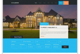 006 Surprising Free Real Estate Template High Def  Website Download Bootstrap 4