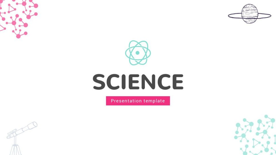 006 Surprising Google Slide Template Science High Resolution 960