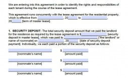 006 Surprising Roommate Rental Agreement Template Concept  Form Free Contract