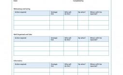 006 Surprising Smart Action Plan Template Design  Nh Download Nursing