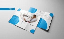 006 Surprising Tri Fold Template Free High Definition  Brochure Download Psd Microsoft Word
