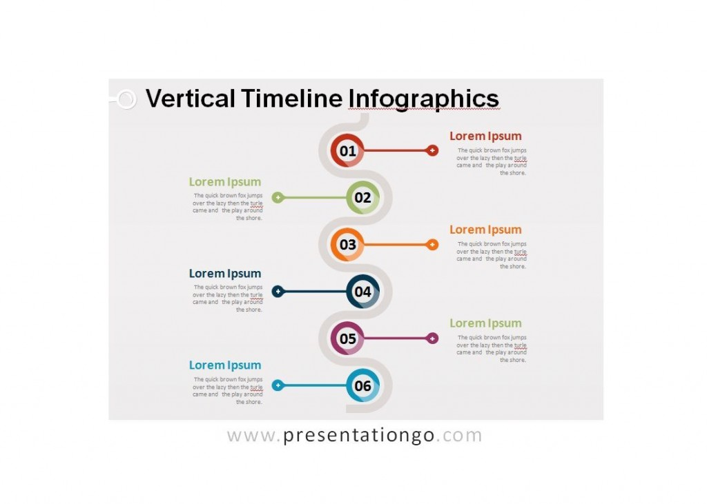 006 Surprising Vertical Timeline Template For Word Picture  BlankLarge