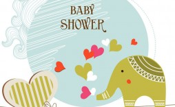 006 Top Baby Shower Card Design Free Idea  Template Microsoft Word Boy Download