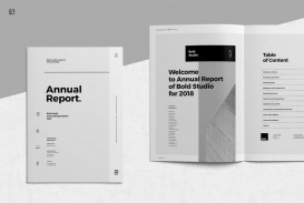 006 Top Free Annual Report Template Indesign Example  Adobe Non Profit