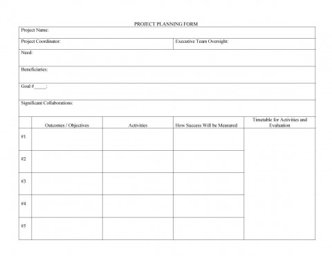 006 Top Microsoft Word Project Plan Template Picture  Simple Management480