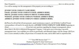 006 Top Property Management Contract Template Ontario Concept