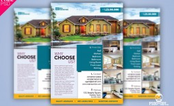 006 Top Real Estate Flyer Template Free Photo  Publisher Commercial Pdf Download