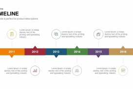 006 Top Timeline Template For Powerpoint Presentation Design  Graph