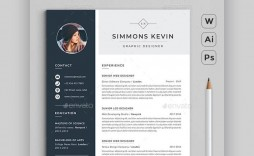 006 Unbelievable Download Elegant Resume Template Microsoft Word Image