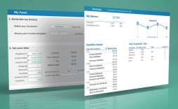 006 Unbelievable Excel Invoice Tracking Template Download Example