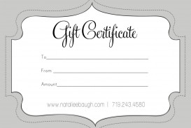 006 Unbelievable Free Printable Template For Gift Certificate Concept  Voucher
