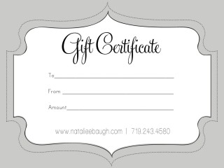 006 Unbelievable Free Printable Template For Gift Certificate Concept  Voucher320