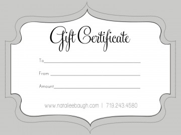 006 Unbelievable Free Printable Template For Gift Certificate Concept  Voucher360