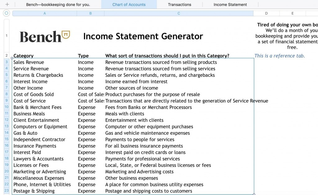 006 Unbelievable Monthly Income Statement Format Excel Photo  Free DownloadLarge
