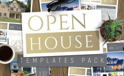 006 Unbelievable Open House Flyer Template Picture  Templates Free School Microsoft