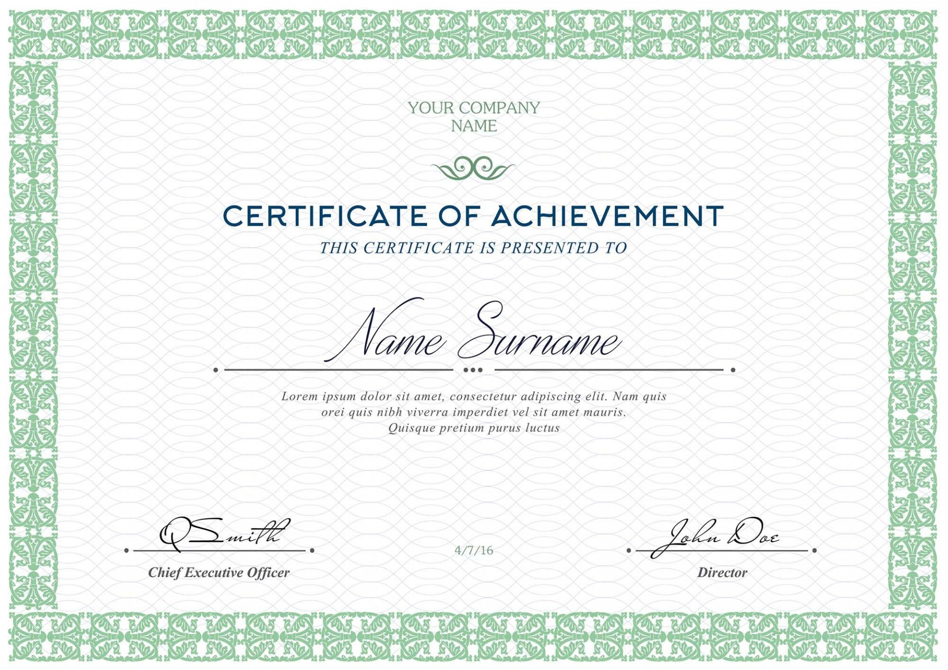 006 Unforgettable Free Diploma Template Download High Definition  Word Certificate School Appreciation1920