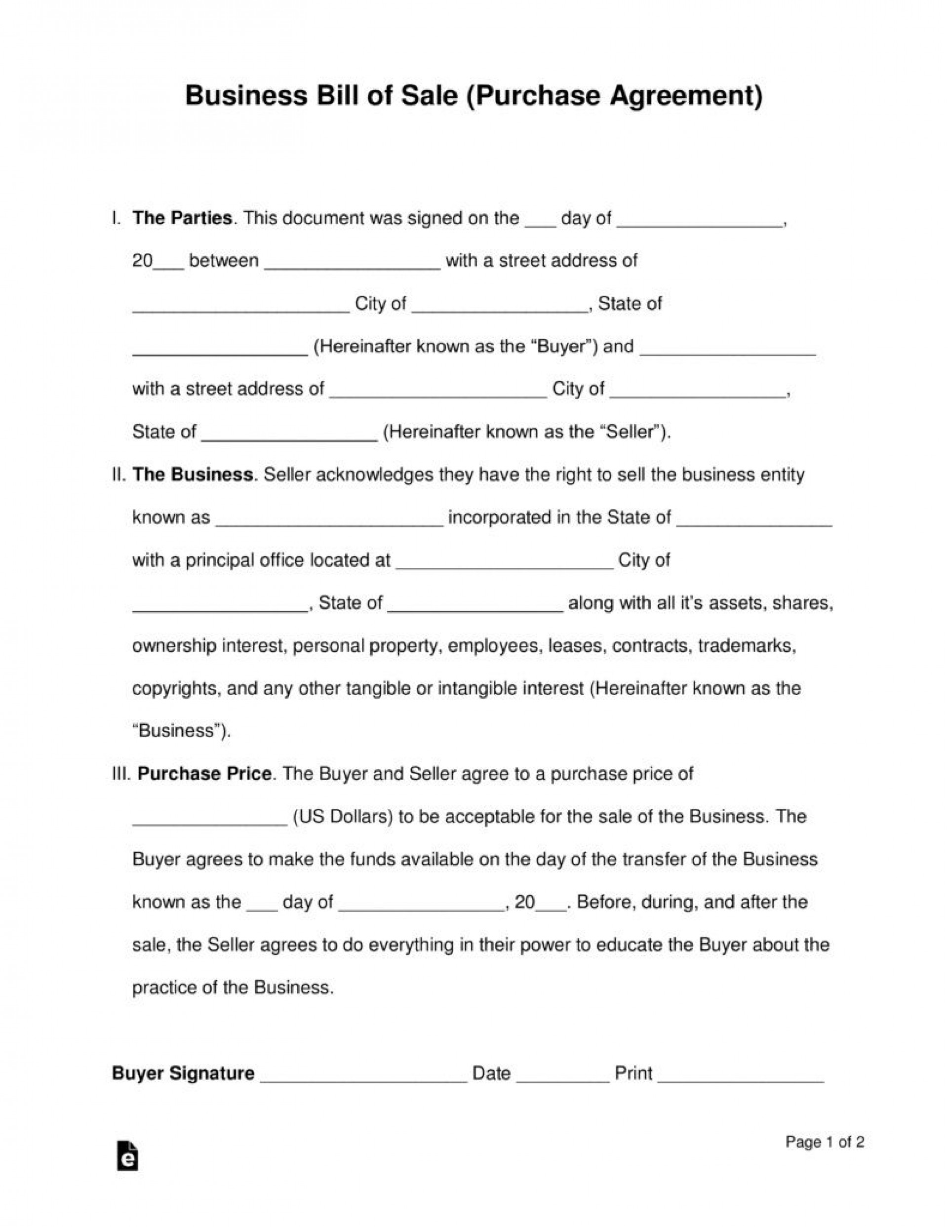 006 Unforgettable Property Purchase Agreement Template Uk Design 1920