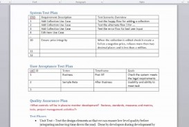 006 Unforgettable Quality Management Plan Template High Def  Sample Pdf Example In Construction Doc
