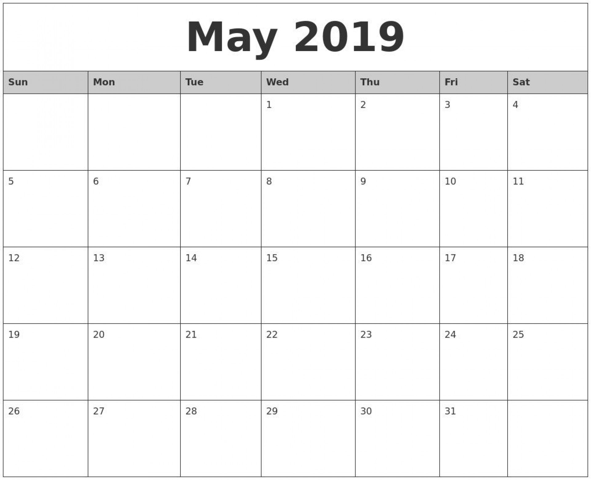 006 Unique Blank Calendar Template Word Example  Microsoft 2019 Bi Monthly1920