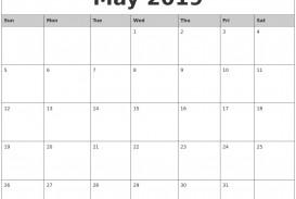 006 Unique Blank Calendar Template Word Example  Microsoft 2019 Bi Monthly