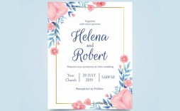 006 Unique Microsoft Word Wedding Invitation Template Photo  Templates M Editable Free Download Chinese
