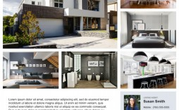 006 Unique Real Estate Advertising Template Example  Templates Facebook Ad Free