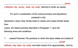 006 Unique Rental Lease Template Free Download Image  California Agreement Florida Word Format