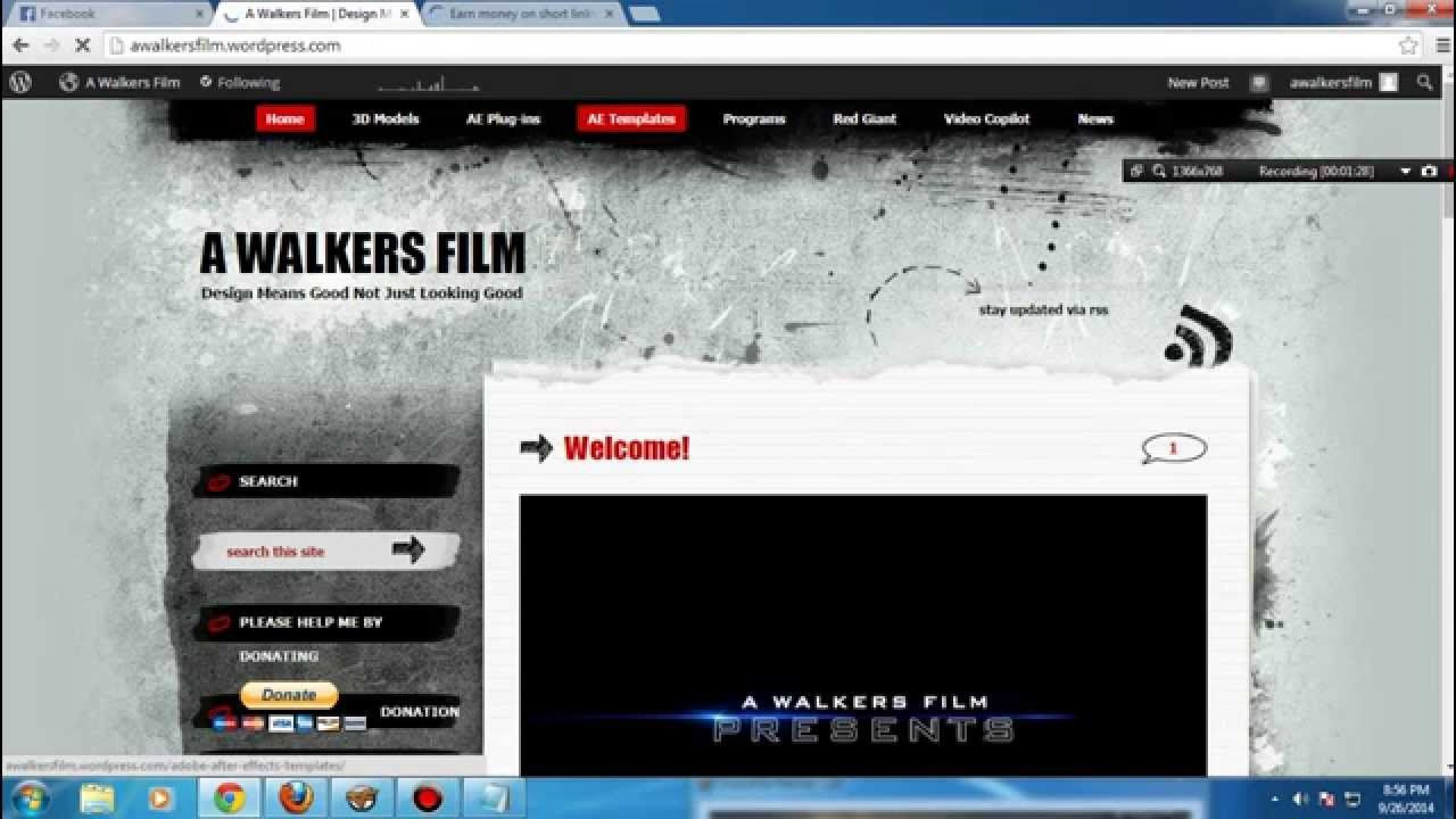 006 Unusual After Effect Template Torrent Highest Clarity 1920