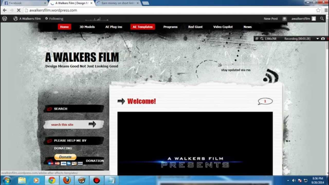 006 Unusual After Effect Template Torrent Highest Clarity Full
