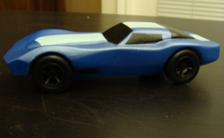 006 Unusual Fast Pinewood Derby Car Template Sample  Templates Design Fastest