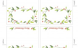006 Unusual Free Printable Xma Card Template Example  Templates Christma Making Online To Colour
