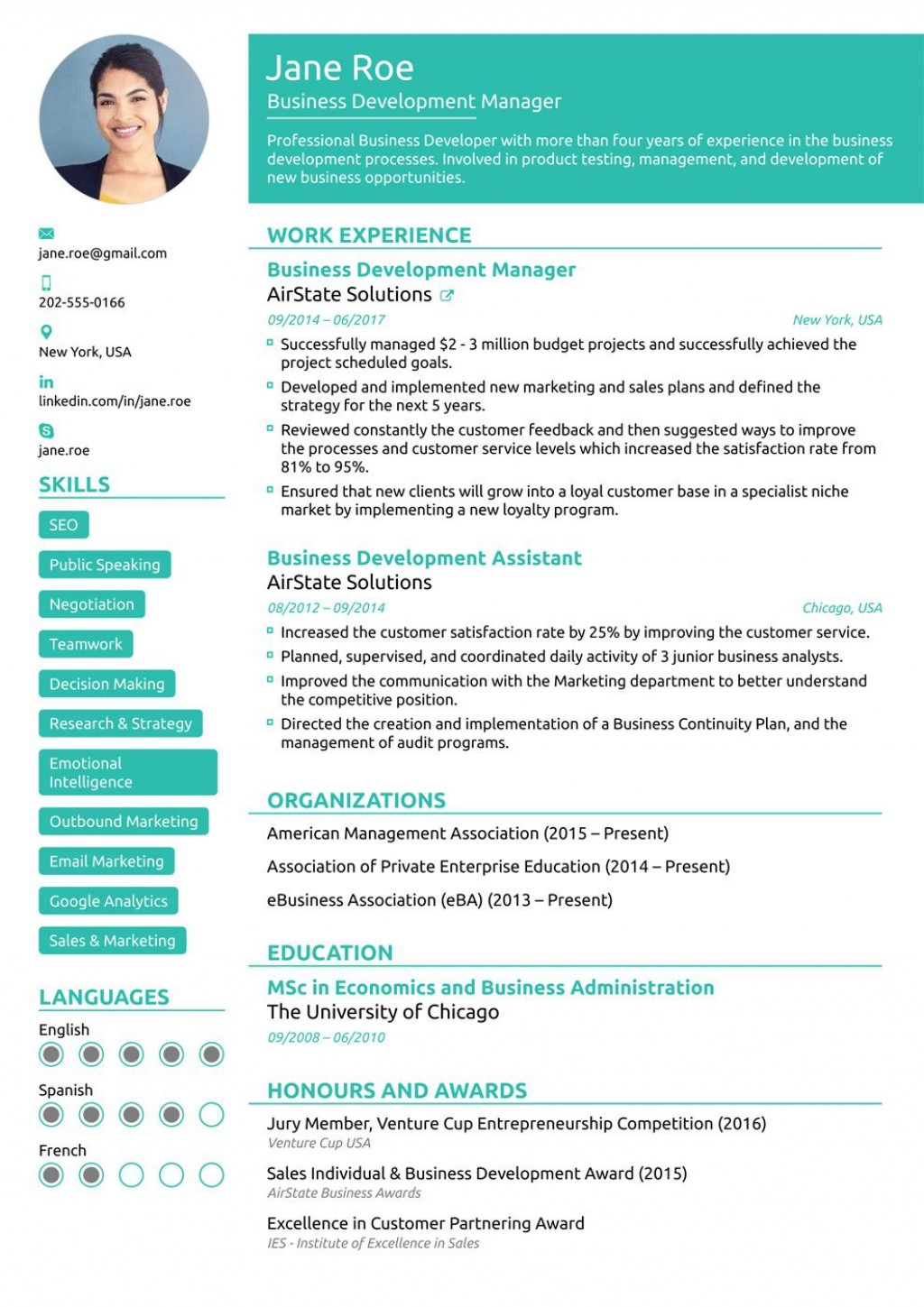 006 Unusual Functional Resume Template Free Highest Quality Large