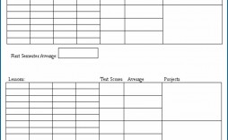 006 Unusual Homeschool Middle School Report Card Template High Definition  8th Grade Transcript