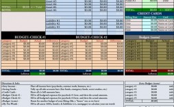 006 Unusual Monthly Budget Example Excel Concept  Template Uk Spreadsheet Free