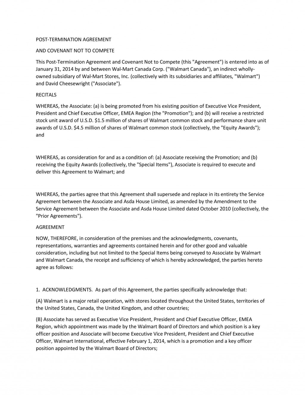 006 Unusual Non Compete Agreement Template Uk Picture Large