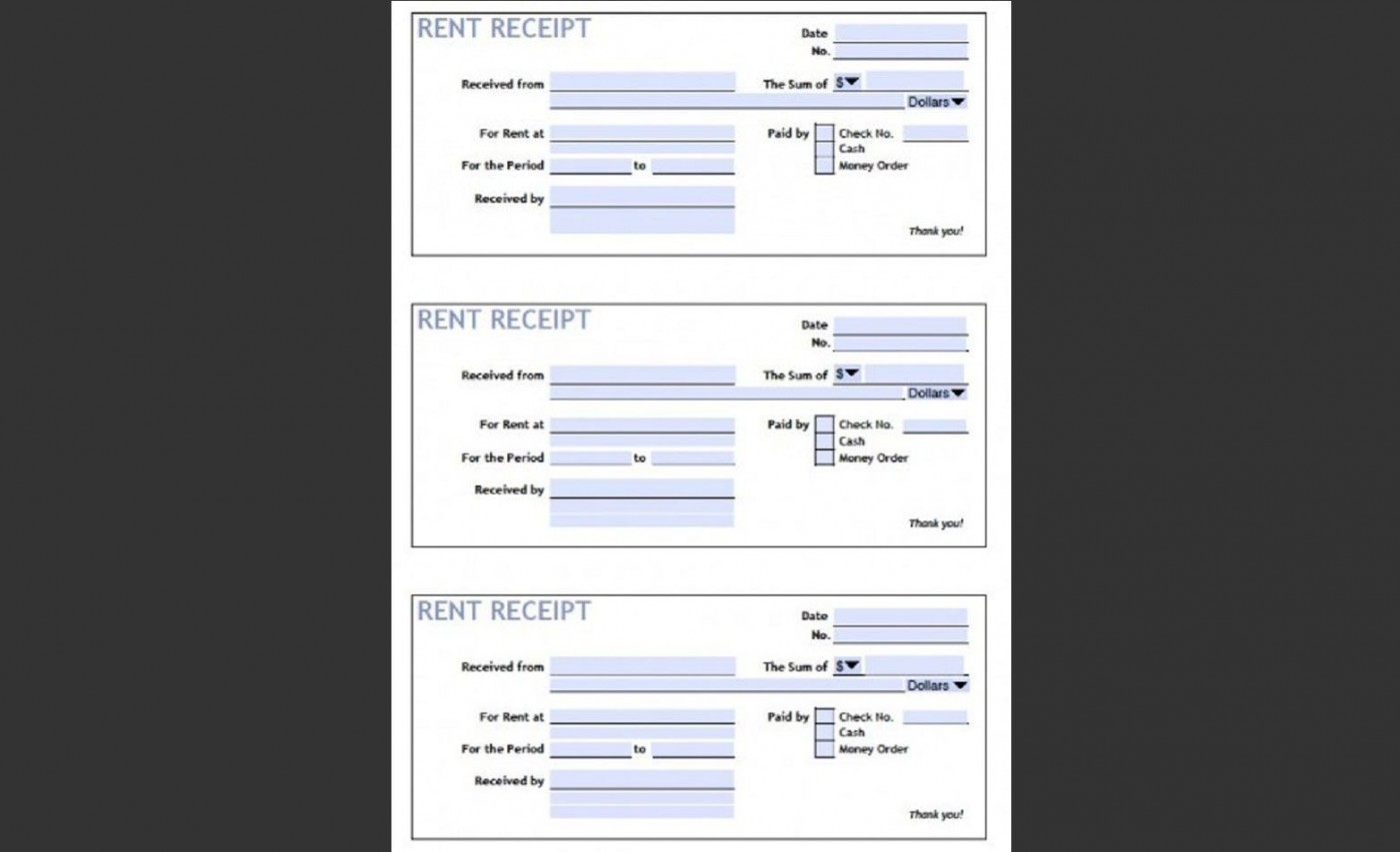 006 Unusual Rent Receipt Template Google Doc Highest Quality  Invoice Rental1400