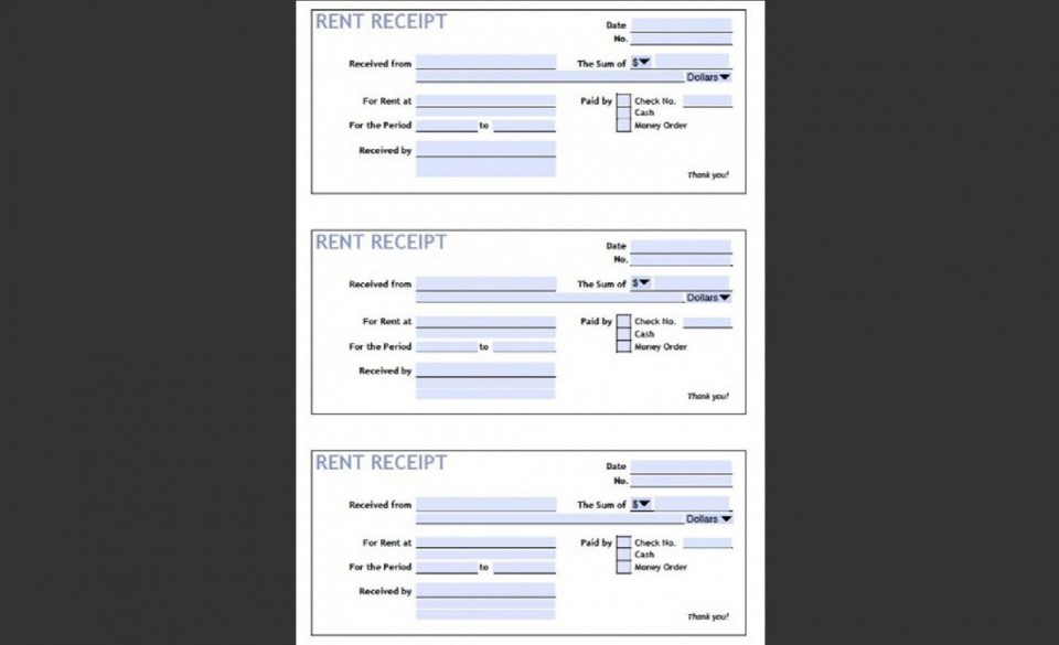 006 Unusual Rent Receipt Template Google Doc Highest Quality  Invoice Rental960