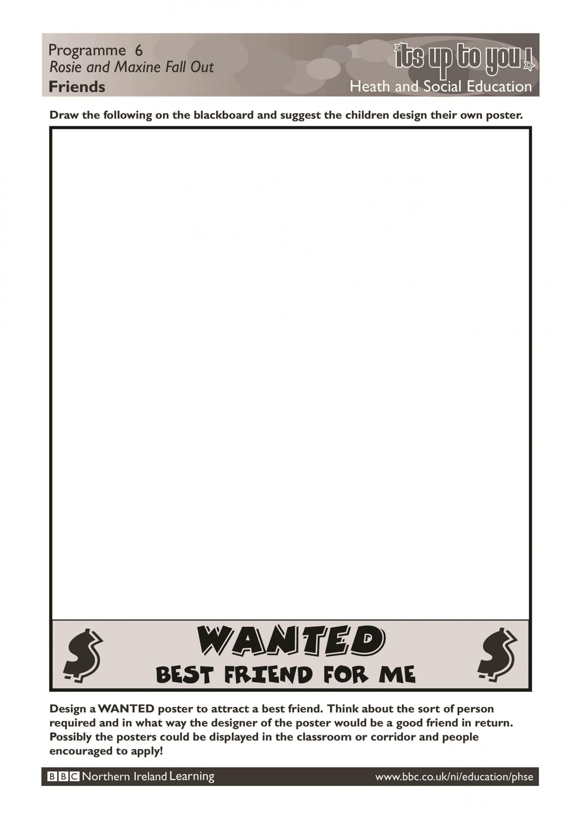 006 Unusual Wanted Poster Template Pdf Idea  Free Character1920