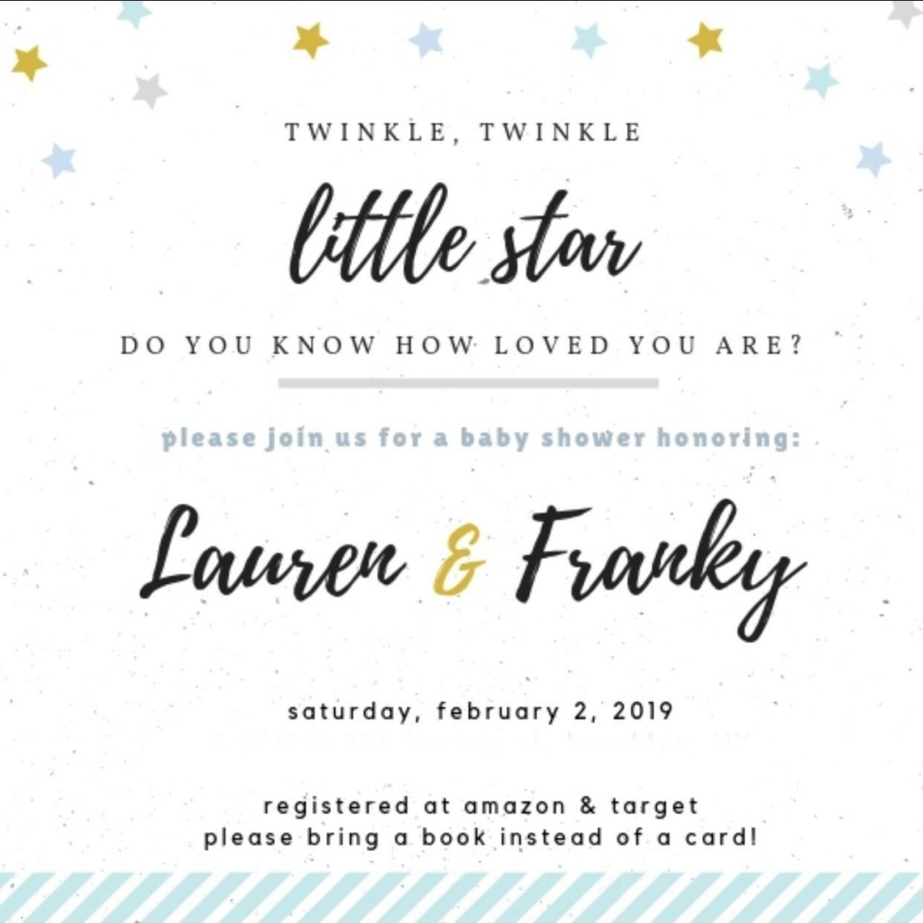 006 Wonderful Baby Shower Invitation Wording Example Highest Clarity  Examples Invite Coed Idea For BoyLarge