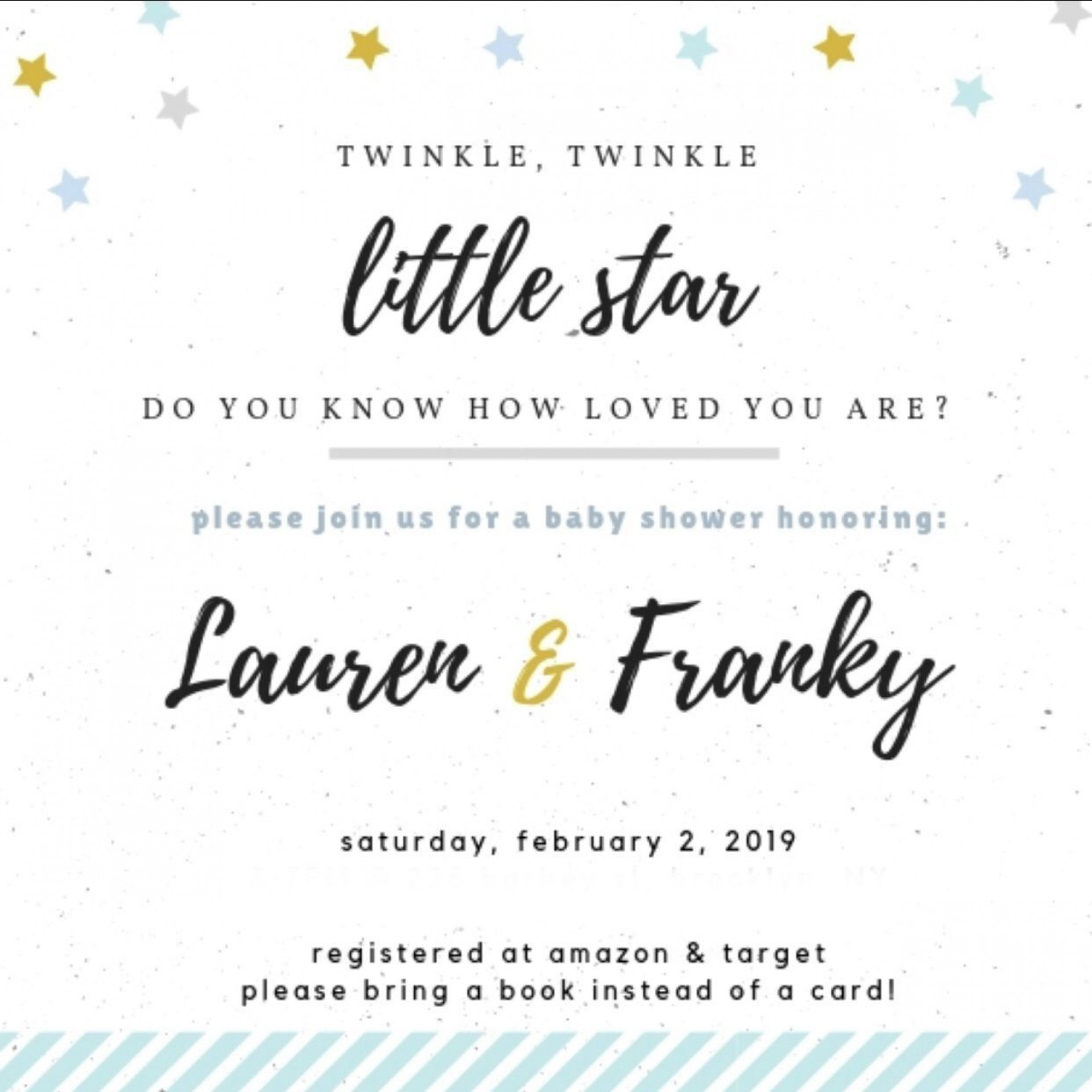 006 Wonderful Baby Shower Invitation Wording Example Highest Clarity  Examples Invite Coed Idea For Boy1920