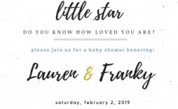 006 Wonderful Baby Shower Invitation Wording Example Highest Clarity  Examples Invite Coed Idea For Boy