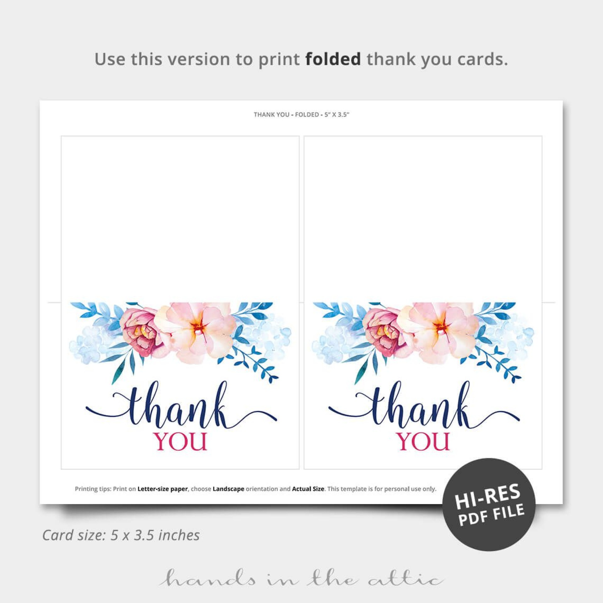 006 Wonderful Thank You Note Template Pdf Photo  Card Free Letter Example For Student1920