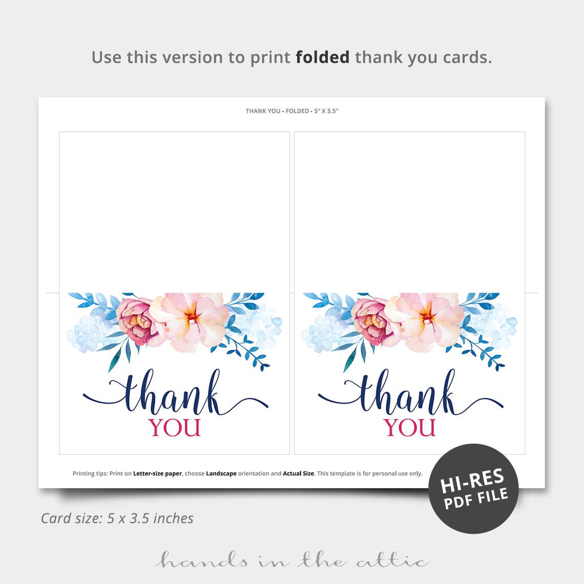 006 Wonderful Thank You Note Template Pdf Photo  Card Free Letter Example For StudentFull