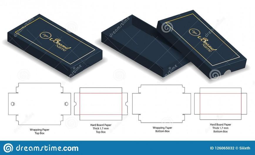 006 Wondrou Box Design Template Free Image  Text Card Download