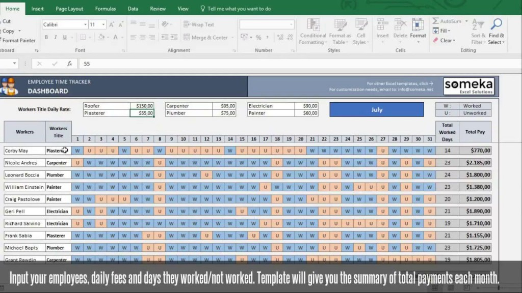 006 Wondrou Excel Payroll Template 2016 Inspiration Large