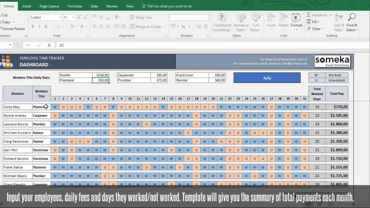 006 Wondrou Excel Payroll Template 2016 Inspiration Full